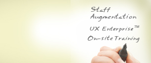 Human Factors International offers continued support to grow your existing internal UX practice.